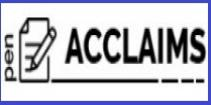 Pen Acclaims