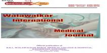 Walawalkar International Medical Journal