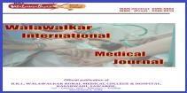 Walawalkar International Medical Journal